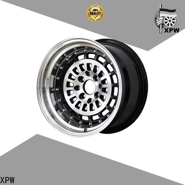 custom car alloy wheels 15 inch aluminum manufacturing for cars