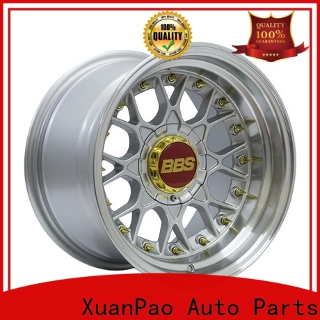 cost-efficient 15 inch aluminum wheels power coating manufacturing for Honda series