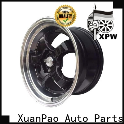 fashion 15 inch off road wheels power coating design for cars