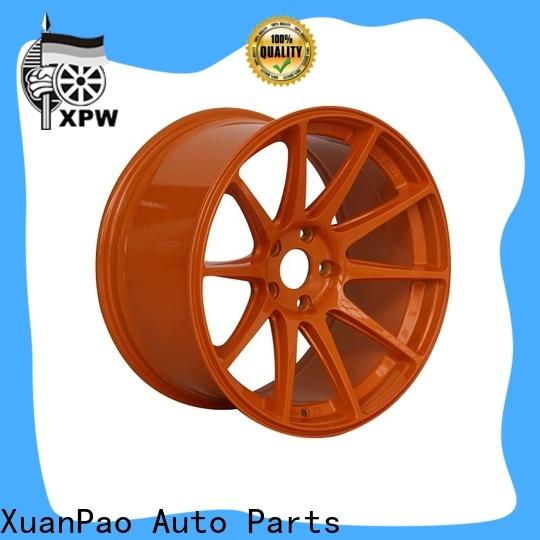 durable 18 inch 5 spoke wheels matt black OEM for Toyota