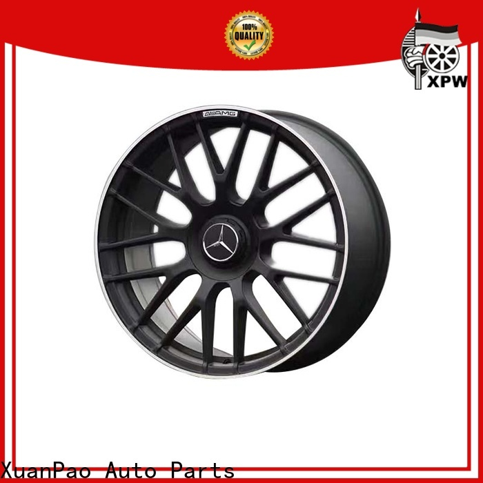 XPW alloy mercedes amg replica wheels OEM for mercedes