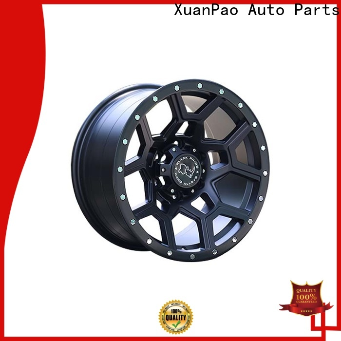 XPW black with bronze face 18 inch suv rims wholesale for vehicle