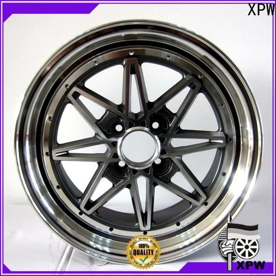 high quality 15 mag wheels aluminum wholesale for Honda series