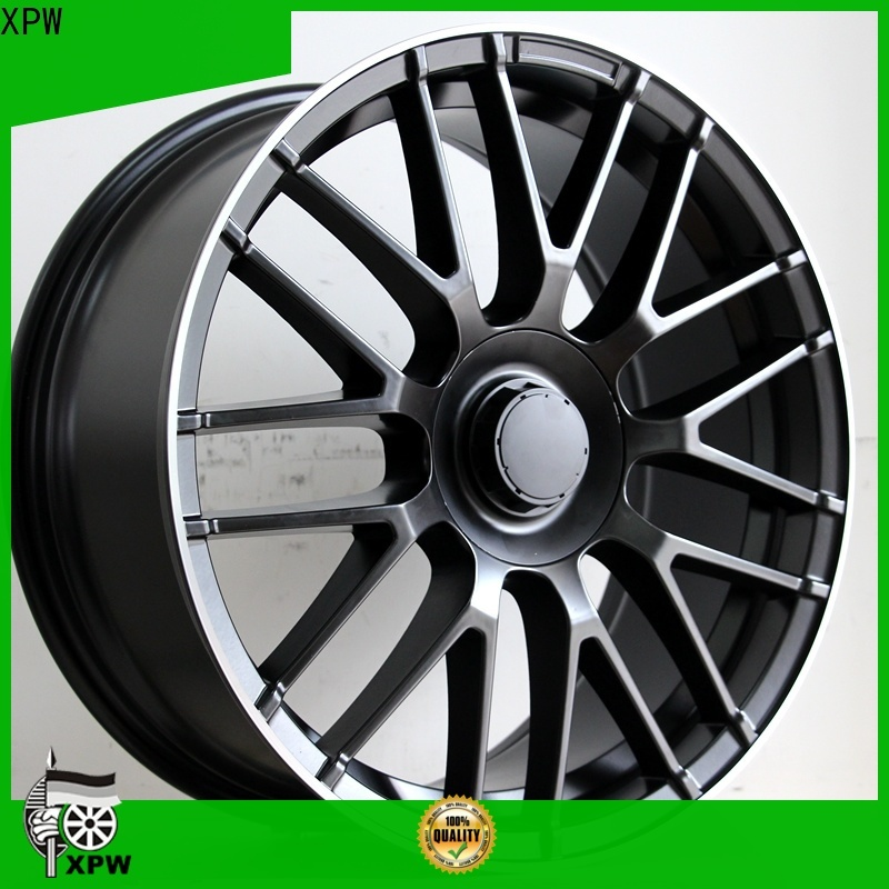 XPW professional 20 alloy wheels manufacturing for vehicle