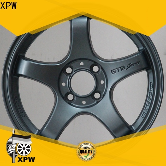 XPW aluminum 15 inch steel rims for sale manufacturing for Toyota