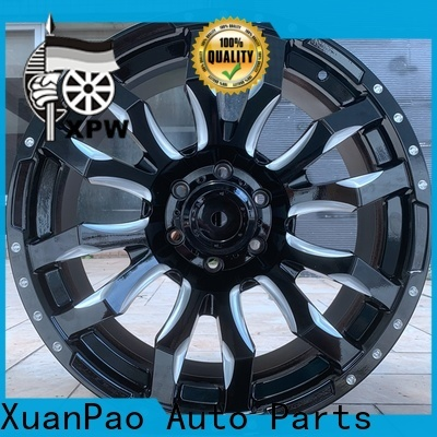 XPW 20 inch rims and tires OEM for vehicle