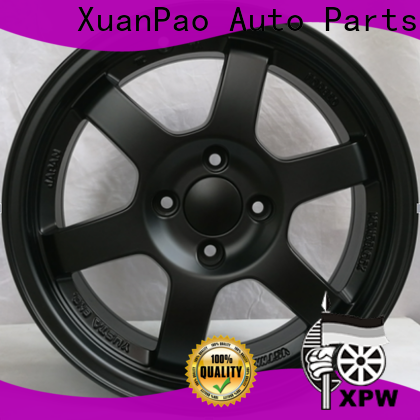 XPW long lasting 15 inch 4 bolt rims manufacturing for Toyota