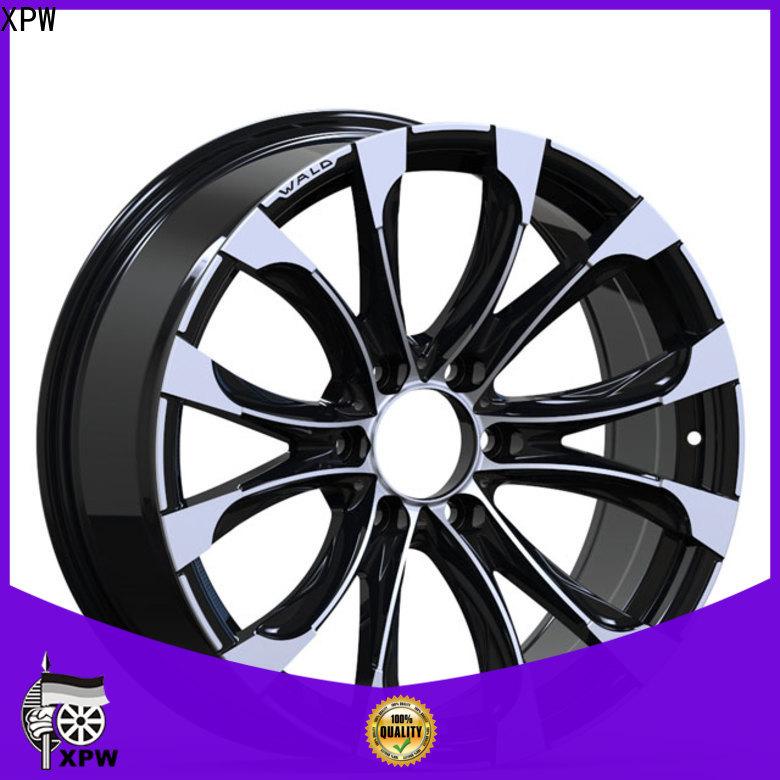 exquisite black suv wheels auto wholesale for SUV cars