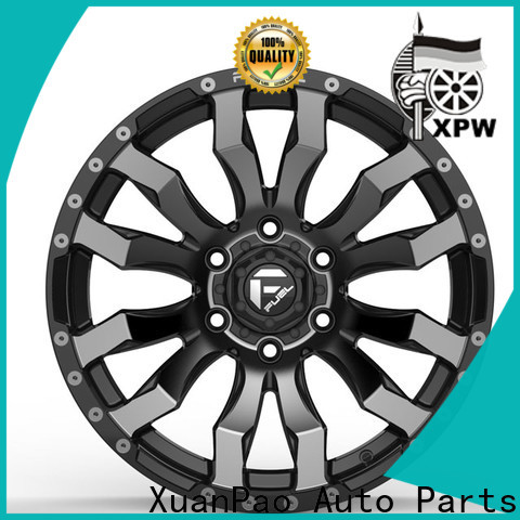 custom wholesale wheels alloy manufacturing for Toyota