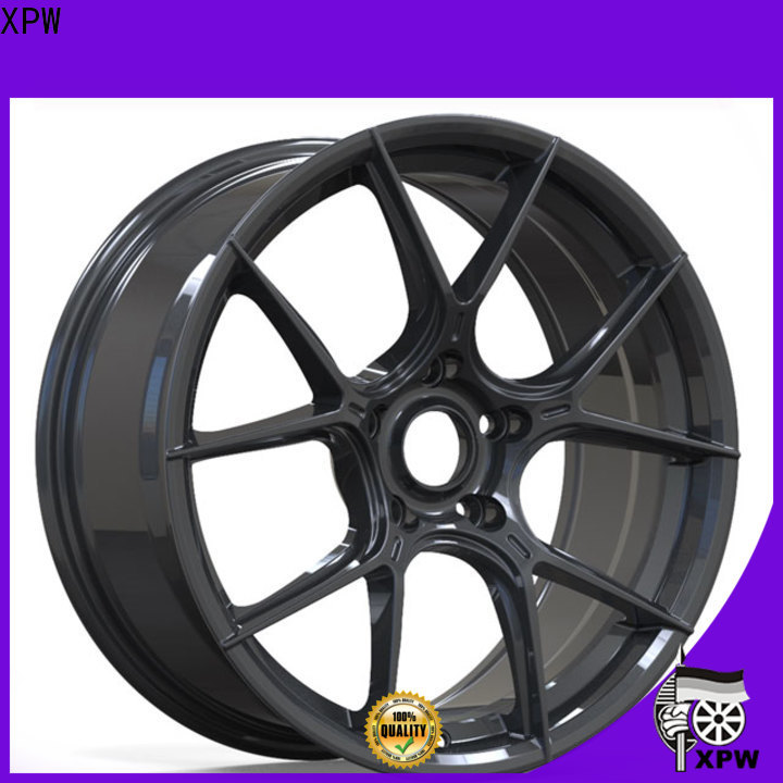 XPW custom 18 racing rims manufacturing for vehicle