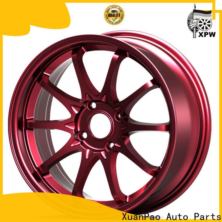 high quality wheel tire rim black OEM for Honda