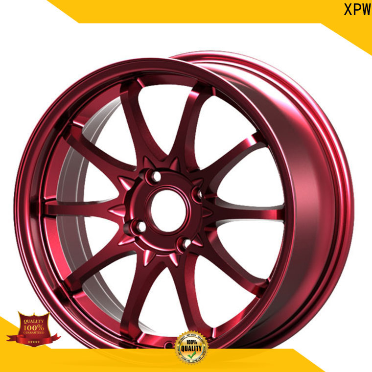XPW hot selling 18 chrome rims manufacturing for Toyota