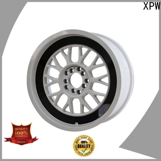XPW professional 15 inch car alloy wheels manufacturing for vehicle