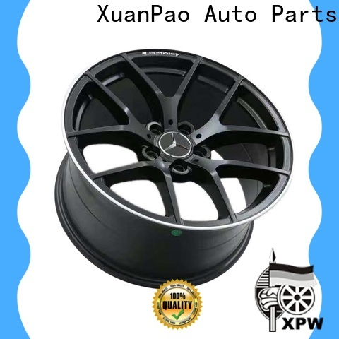 XPW professional mercedes wheels manufacturing for Benz car series