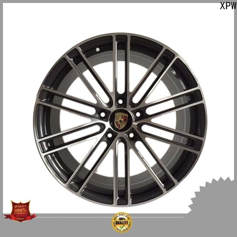 reliable porsche 924 rims black face wholesale for cars