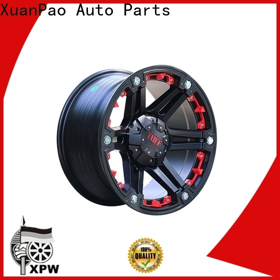 XPW durable custom suv rims manufacturing for cars