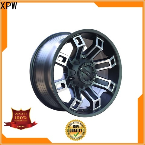 XPW aluminum car wheels design for cars