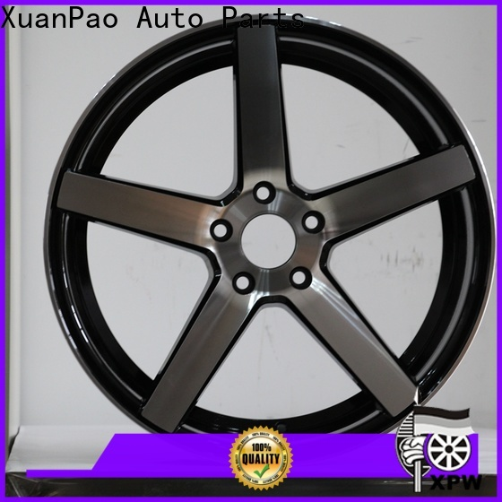 XPW long lasting 15x7 steel wheels manufacturing for Toyota