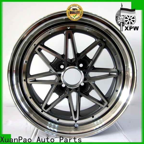 custom 15 inch rims for sale power coating wholesale for Honda series