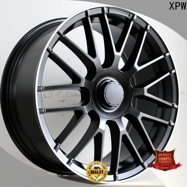 XPW fashion motorcycle alloy rim supplier for vehicle