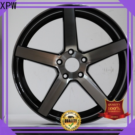 XPW good price 16 rims and tires design for vehicle