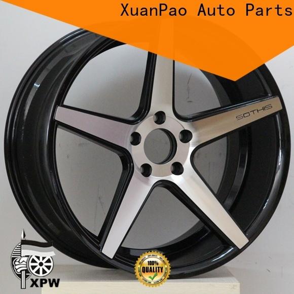 XPW custom 20 custom wheels supplier for turcks