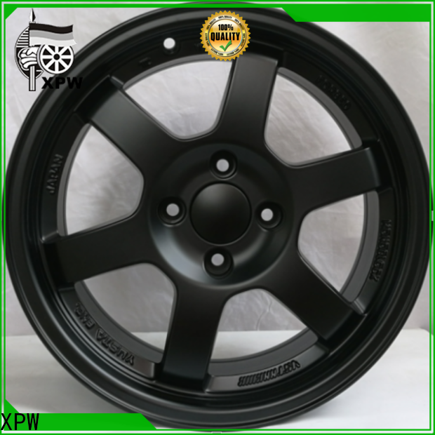 XPW aluminum aftermarket rims manufacturing for cars