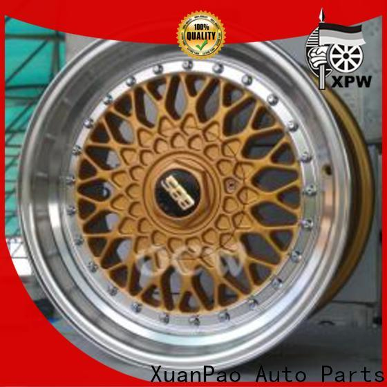 XPW alloy affordable rims design for cars