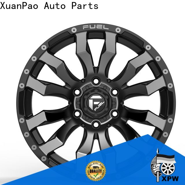XPW fashion 17 inch alloy wheels price manufacturing for vehicle