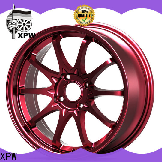 XPW aluminum boss wheels OEM for cars