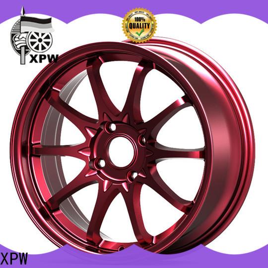 XPW aluminum boss wheels OEM for cars