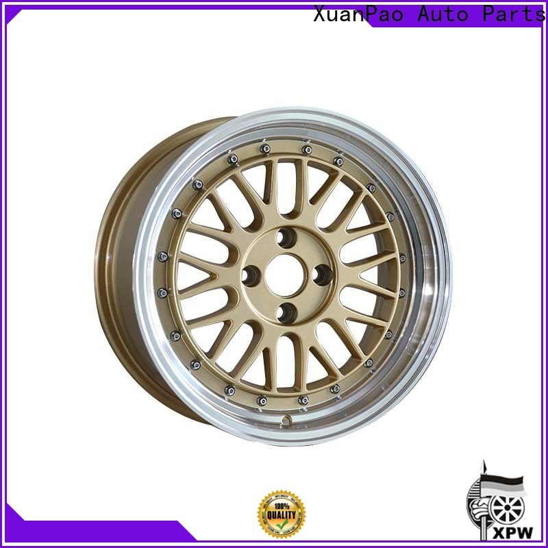 XPW high quality alloy wheels price wholesale for cars