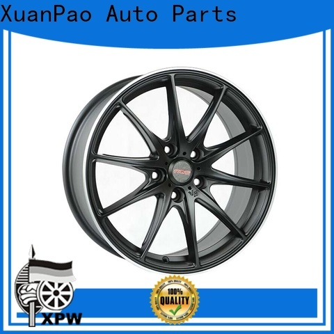 XPW hot selling 18 inch steel rims supplier for vehicle