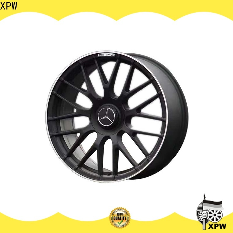 XPW aluminum mercedes benz alloy wheels manufacturing for Benz car series