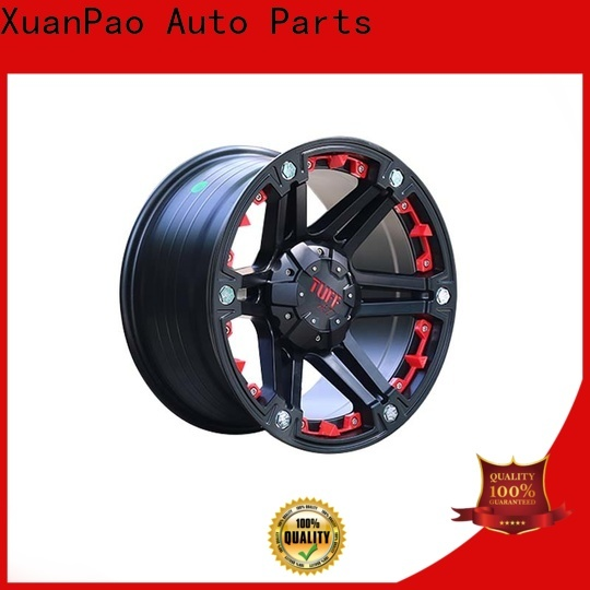 durable discount custom wheels black with bronze face wholesale for vehicle