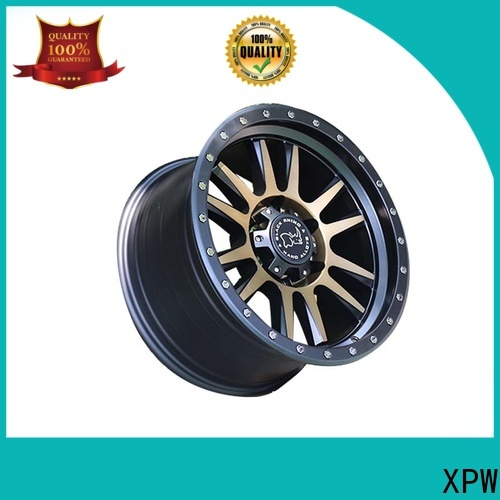 custom chrome suv rims alloy wholesale for SUV cars