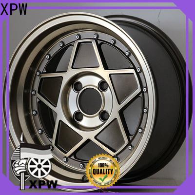 fashion 5x5 15 inch wheels novel design with beautiful shape design for Honda series