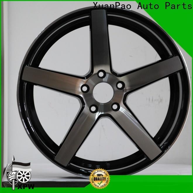 fashion 15 inch trailer wheels novel design with beautiful shape design for Toyota