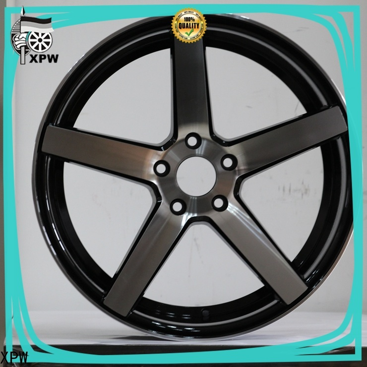 XPW cost-efficient cheap wheels for sale design for vehicle