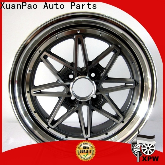 high quality alloy wheel manufacturer white manufacturing for Toyota