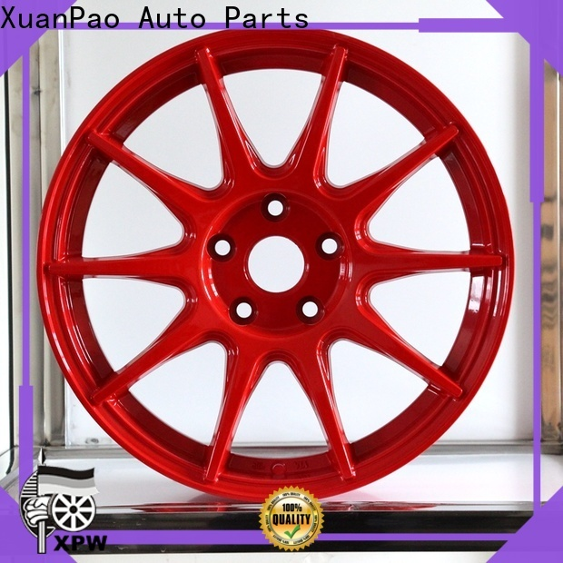 professional 17 steel wheels alloy OEM for vehicle