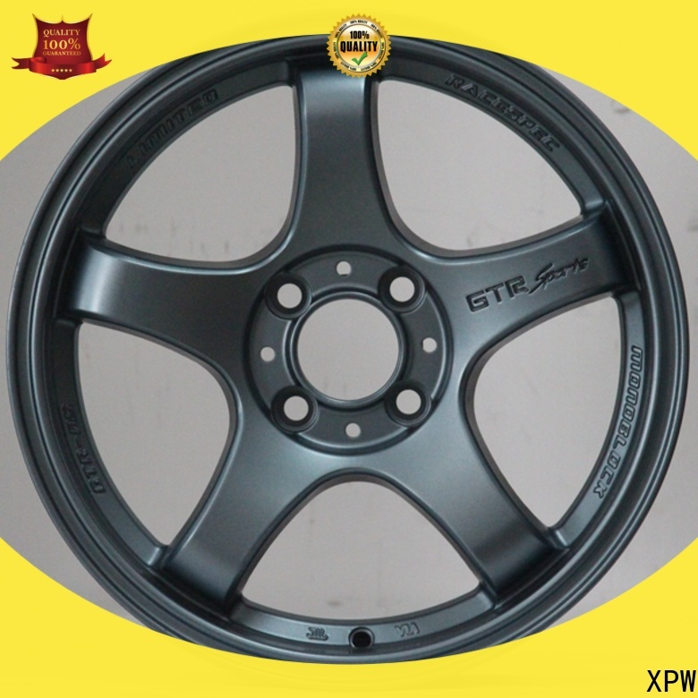 XPW custom toyota rims 15 inch manufacturing for cars