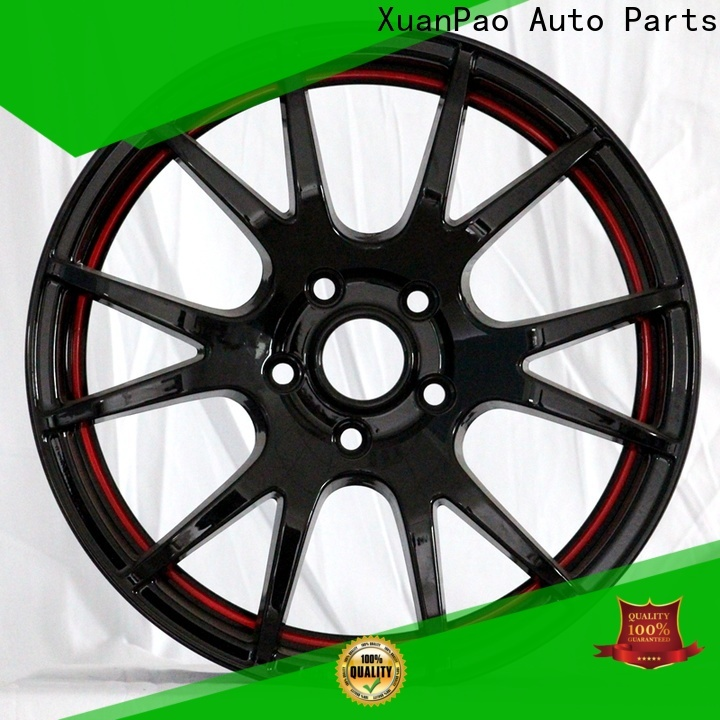 XPW professional 15 inch black hubcaps wholesale for cars