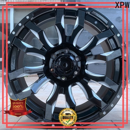 fashion 20 alloy wheels manufacturing for vehicle