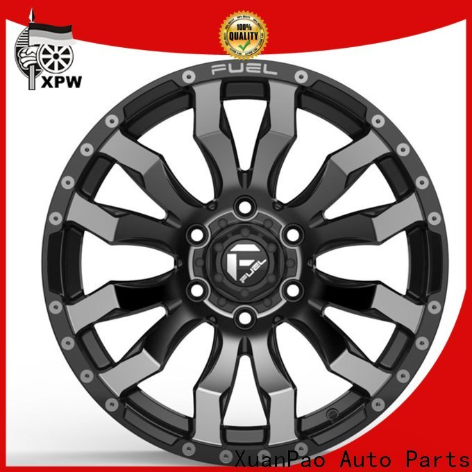 XPW 20 inch chrome rims OEM for vehicle