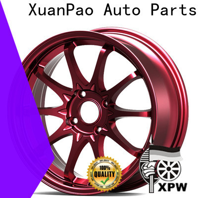 XPW novel design off road rims wholesale for Toyota