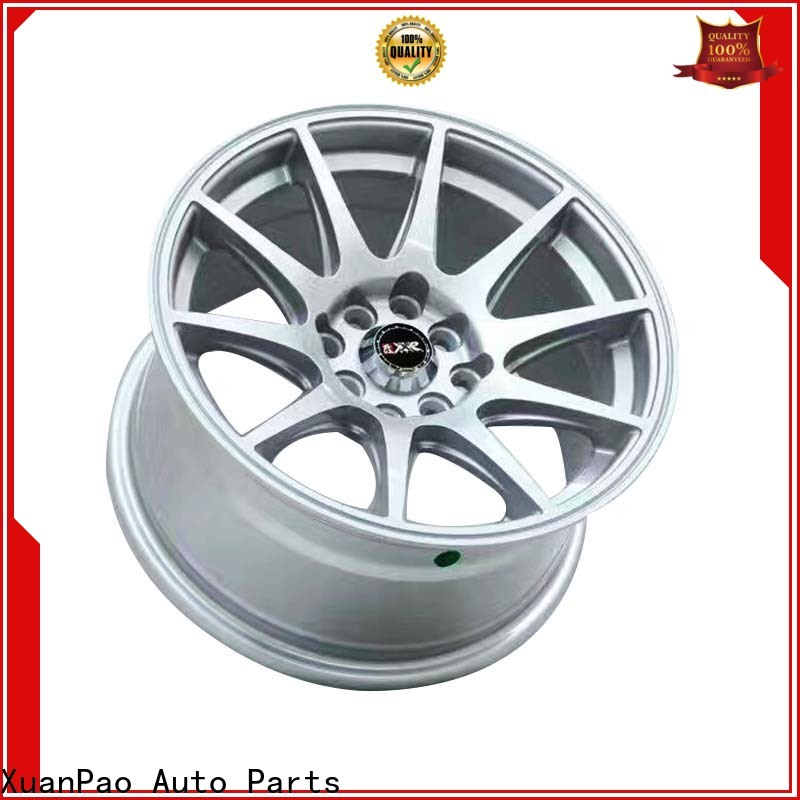 XPW novel design with beautiful shape 15 inch mag wheels for sale manufacturing for vehicle