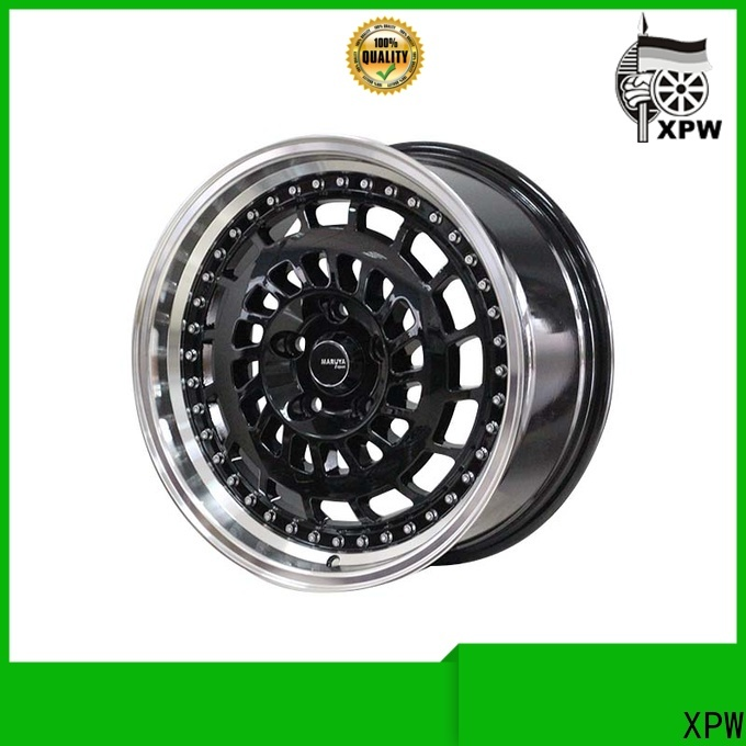 XPW aluminum 17 truck wheels manufacturing for cars