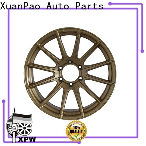 XPW wide sides 18 inch deep dish wheels manufacturing for Toyota