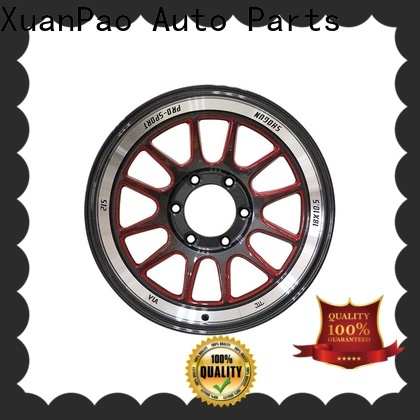 cost-efficient 18 inch jeep wheels aluminum supplier for Toyota